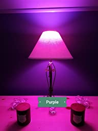 coidak a19 12w rgb w led color changing light bulb with 2 4g rf