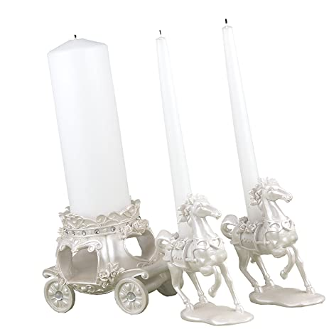 Hortense B Hewitt Wedding Accessories Unity Candle Stand Once Upon A Time