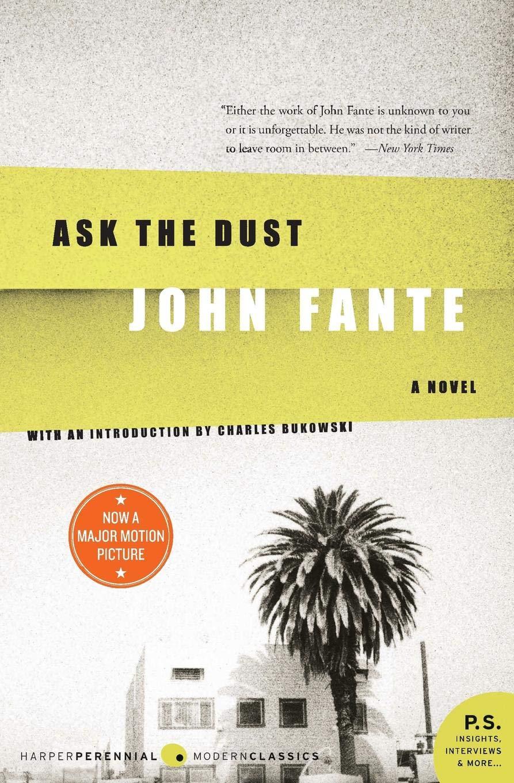 """Résultat de recherche d'images pour """"john fante ask the dust"""""""