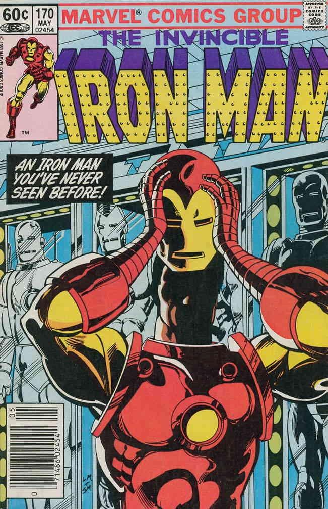 Iron Man (1st Series) #170 VF/NM ; Marvel comic book