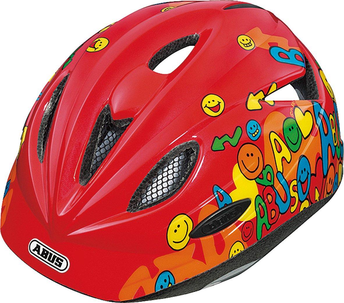 ABUS Kinder Fahrradhelm Rookie 11329