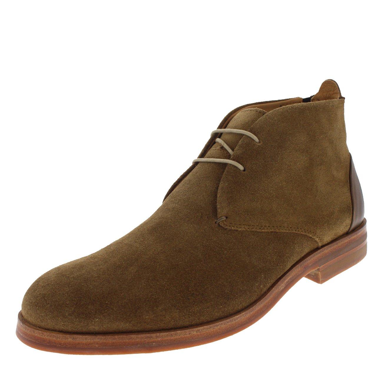 Hudson London Boots Herren Matteo Suede Chukka Boots London Tobacco 732194 e2ed123e2b