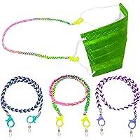 ErenBros PACK 3 Cordones para gafas de niños - Sujeta mascarillas niños con mosquetones - Cuelga mascarillas infantil…