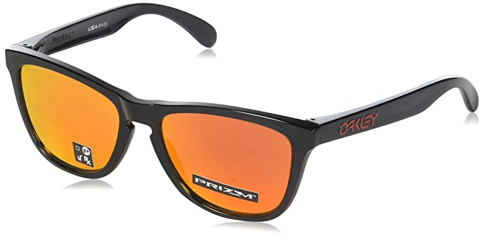 28381a7fc1 Amazon.com  Oakley Men s Frogskins Sunglasses