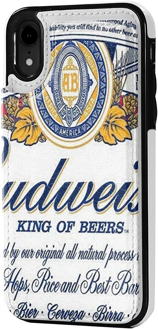 Budweiser Can King of Beer 3 iphone case