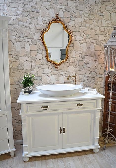 País & Amor de Muebles de baño GmbH Allora: rústico de Lavabo,