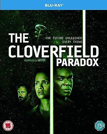 The Cloverfield Paradox Blu Ray 2018 Region Free Amazon Co Uk Gugu