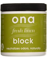 Ona Products Block Fresh Linen, 6 Ounce