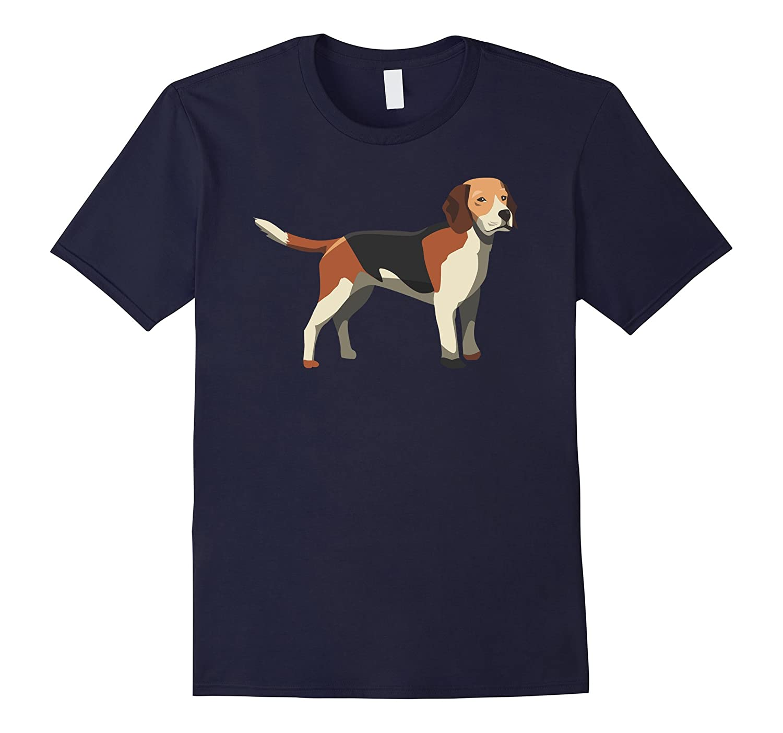 Cute Beagles T Shirt Beagles Graphic Dog Lover Tee-Art