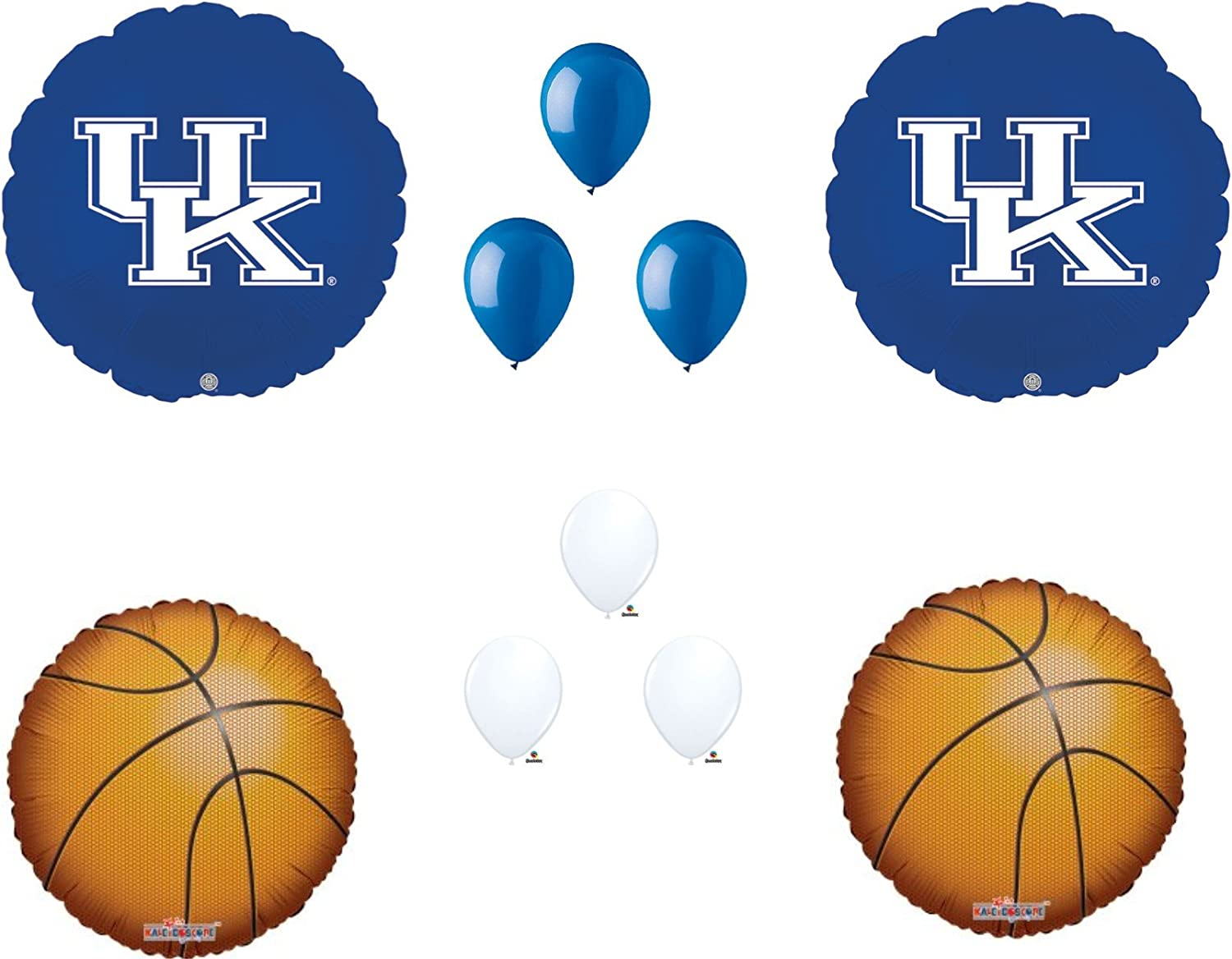 KENTUCKY WILDCATS Basketball Game Day Birthday Party Balloons Decorations Supplies College University