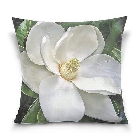 Amazon.com: jnseff plantas flor Magnolia, para el hogar o la ...