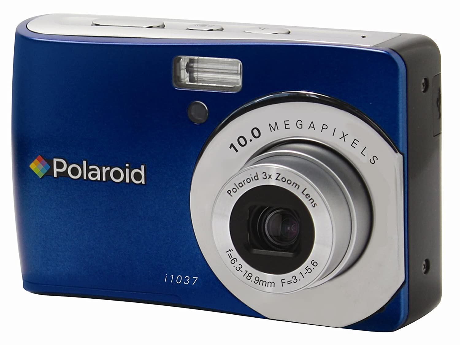 amazon com polaroid i1037 10 0 mp digital still camera blue rh amazon com Manuals in PDF Instruction Manual Example