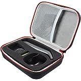 Voyage Stockage Porter Étui Housse pour Philips OneBlade QP6510/30 QP6520/30 QP6620/30 Hybrid trimmer & shaver by AONKE