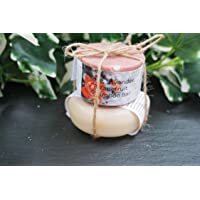 Lavender Rose Grapefruit Sha mpoo and Conditioner Bar set- Handmade in Devon UK (SW England)