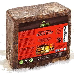 Sky Organics Organic African Black Soap