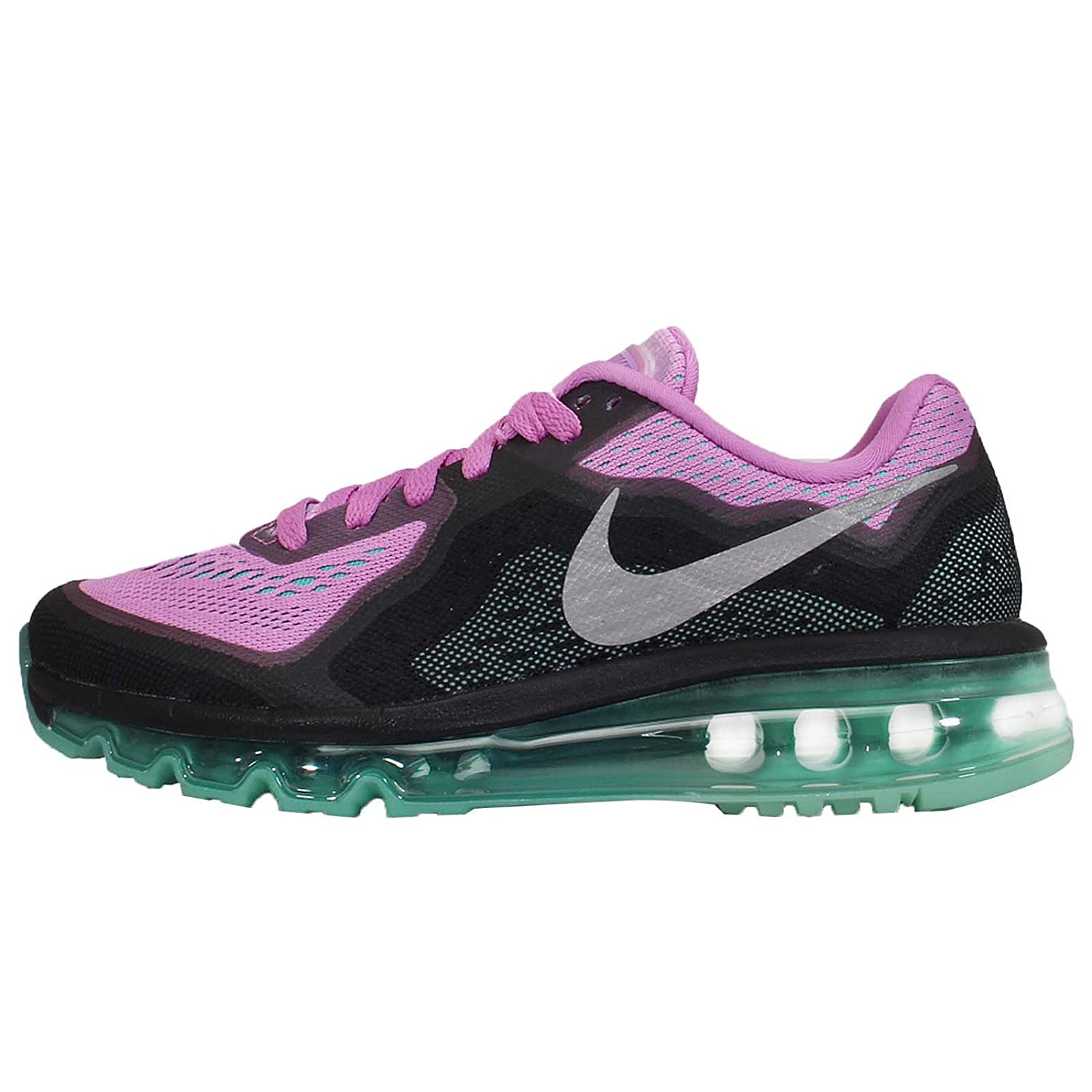 Nike Women's Wmns Air Max 2014, LT MAGENTA/REFLECTIVE SILVER-HYPER TURQUOISE  lovely