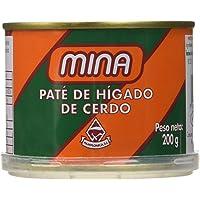 Mina - Paté De Hígado De Cerdo, 200