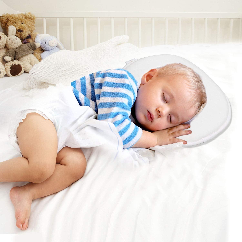 Pomelo Best Flat Head Pillow for 6