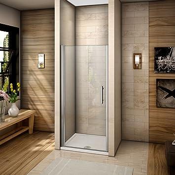 100 X 185 cm Mampara de ducha nichos de puerta puerta colgante Puerta de ducha Nano revestimiento de: Amazon.es: Bricolaje y herramientas