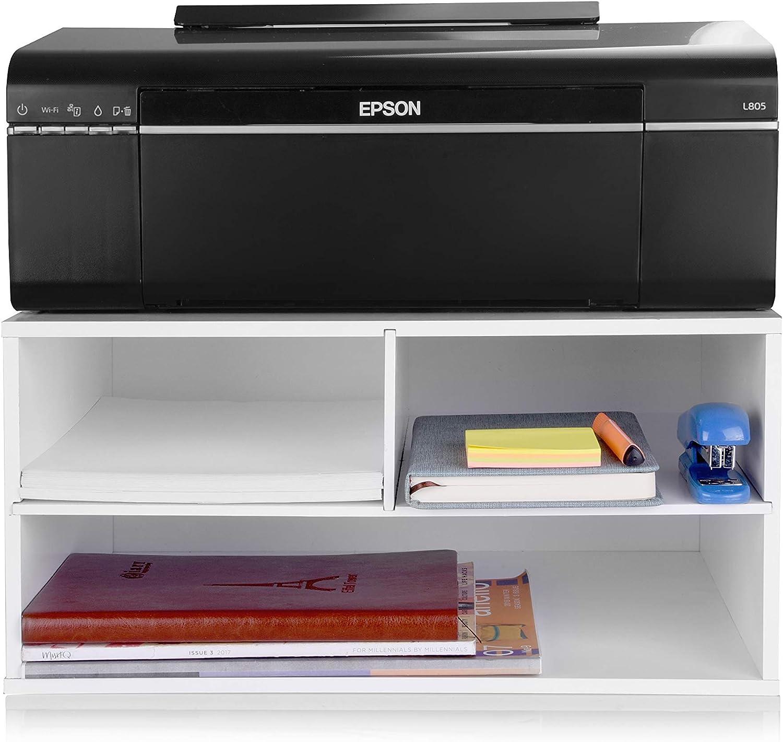 Amazon.com: eMerit - Estante para impresora con ...