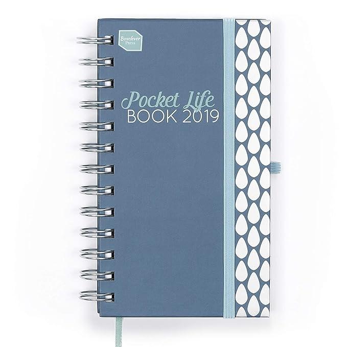 65 opinioni per Boxclever Press 2019 Pocket Life Book. Agenda tascabile, planner settimanale.