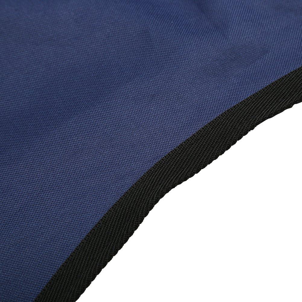 135cm-M Wakects Couverture dExt/érieur Imperm/éable et Anti-moustiques Couverture et Masque de Protection Contre Les Mouches Tout en Un pour Cheval pour Printemps et lAutomne
