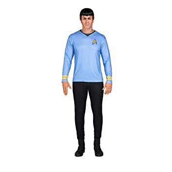 Viving Costumes Viving costumes231257 Star Trek Spock Vestido ...