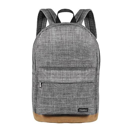 de5b56fa045 ThiKin 14 quot  Men Women Laptop Backpack Lightweight Portable Daypack for  School Travel