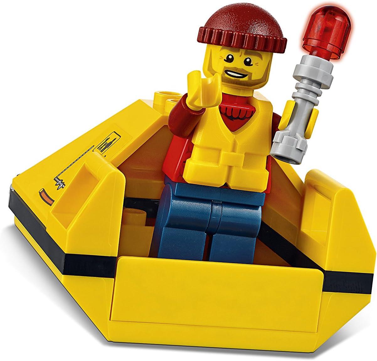 LEGO City Sea Rescue Plane 60164