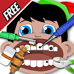 Peter Pan Celebrity Dentist Makeover Game – Free Little Fun Clinic Doctor Game for Kids
