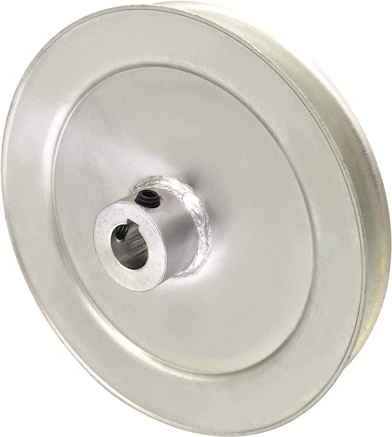 Phoenix V-Belt Pulley - 5/8in. Bore, 6in. Outside Dia. Model Number 260058