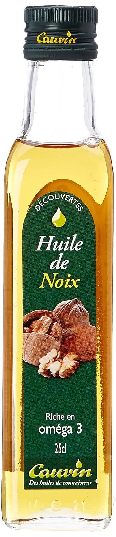 huile de noix cauvin avis