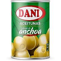 Dani - Aceitunas rellenas de anchoa - Pack