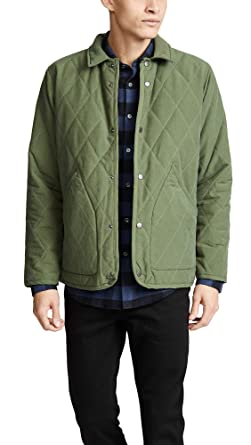 6dca961fd7ab88 Mollusk Men s Quilted Barn Jacket