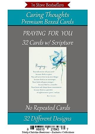 Amazon.com: Rezando para usted tarjeta de felicitación de ...