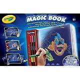Crayola Magic Book Book - kids' glow books (Book, Niño/niña, Rojo, Caja)