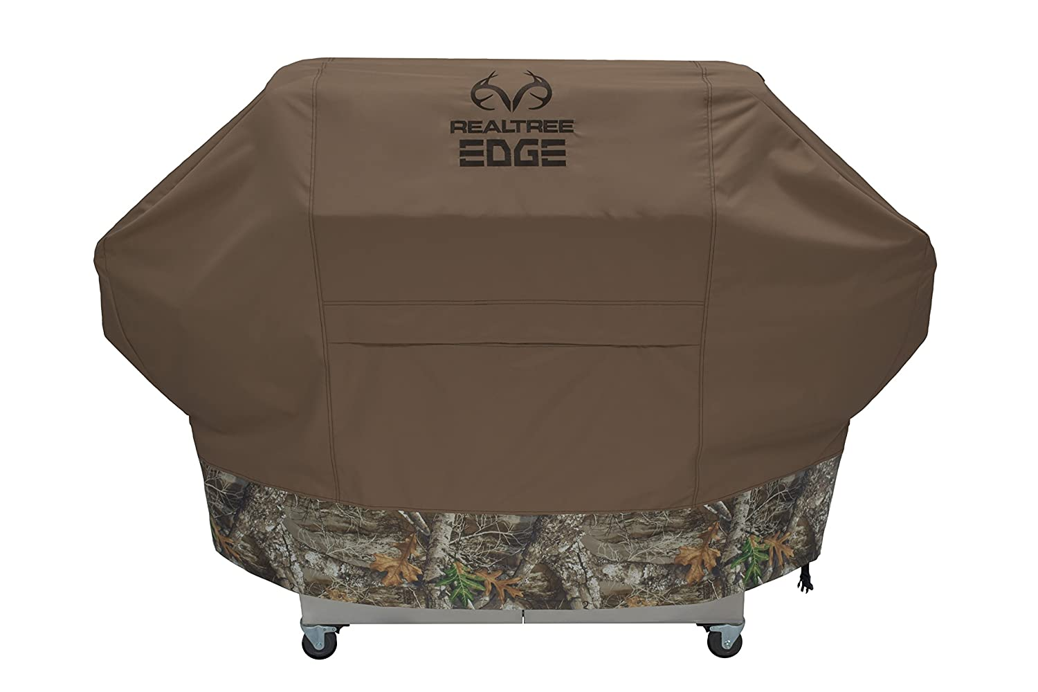 Realtree Edge Gas Grill Cover, Durable and Water Resistant, Medium/52 inches