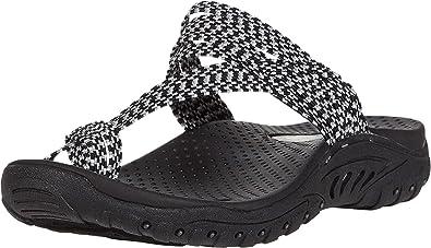 Strappy Thong Sport Sandal