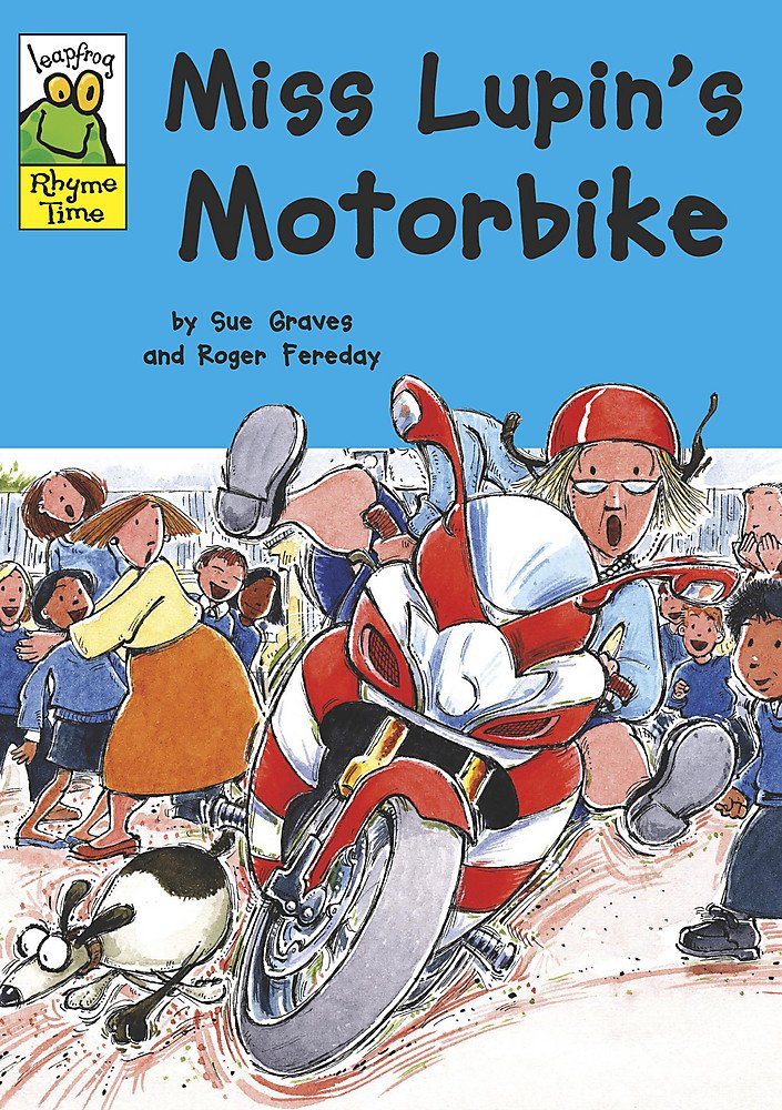 Download Miss Lupin's Motorbike (Leapfrog Rhyme Time) ebook