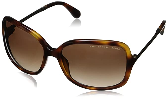 Amazon.com: Marc By Marc Jacobs mmj425s ovalado anteojos de ...