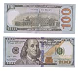 PROP MONEY Real Looking Copy NEW STYLE $100s FULL