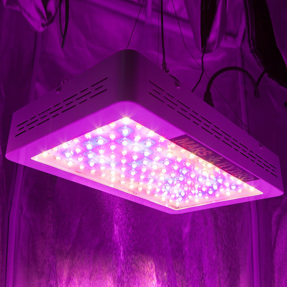 Marshydro 600w led grow light full spectrum for indoor plant marshydro 600w led grow light full spectrum for indoor plant growth and flowering spectrum amazon patio lawn garden parisarafo Image collections