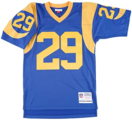 6550d90d1 Amazon.com : Mitchell & Ness Eric Dickerson Los Angeles Rams ...