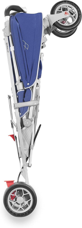 Maclaren Techno XT Poussette Syst/ème de s/écurit/é du nouveau-n/é/™ capote extensible imperm/éable assurant un ultra l/ég/ère et compacte Compl/ète D/ès la naissance et jusqu/à 25 kg