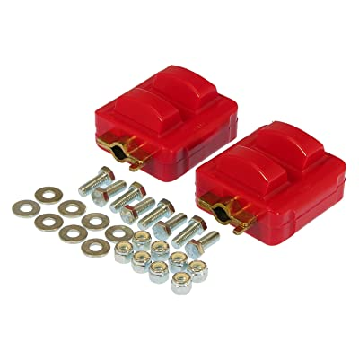 Prothane 7-512 Red Motor Mount Kit: Automotive