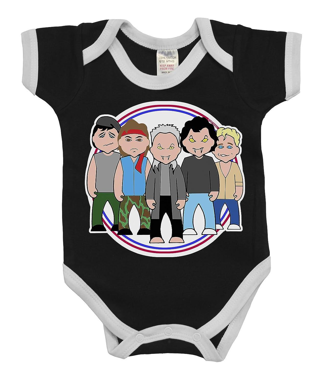 VIPwees Babygrow Thin White Duke Boys /& Girls Baby Bodysuit