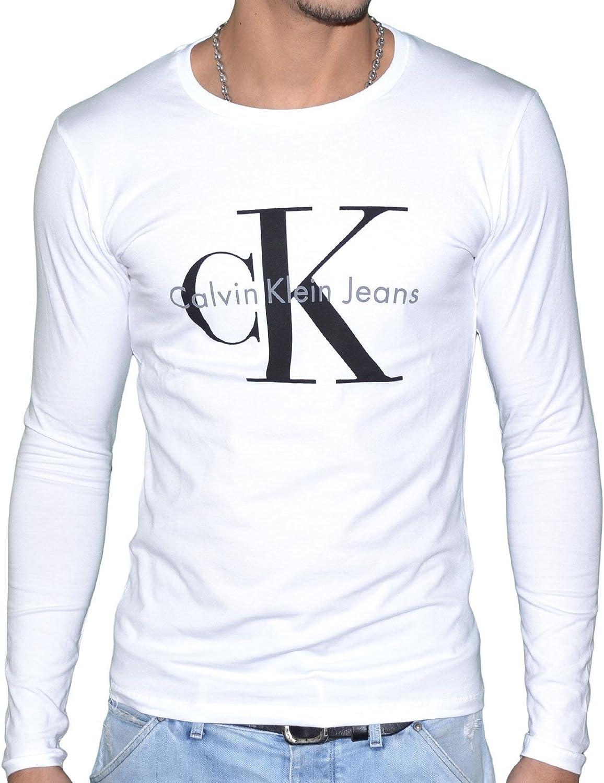 Calvin Klein–Camiseta de Manga Larga J3IJ302251