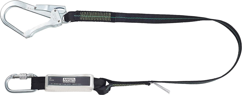 MSA Elemento de amarre con absorbedor de energía, banda textil 1 ...