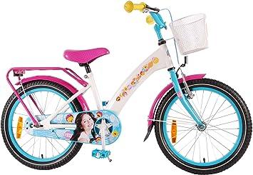 Disney Soy Luna 18 pulgadas – Bicicleta infantil con freno de ...