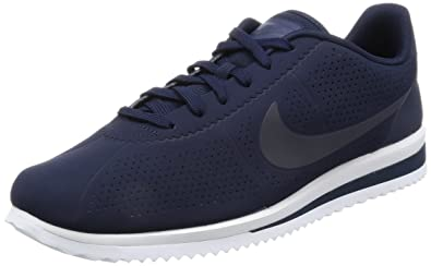 buy online 43768 0dbb1 Nike Technical, Man, Cortez Moire Wired Ultra Blue White, Fabric, Sneakers,